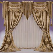 Classic Style Curtains 2